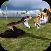Wild Snake Attack Simulator