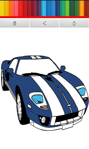 Rivalas Coloring Racing
