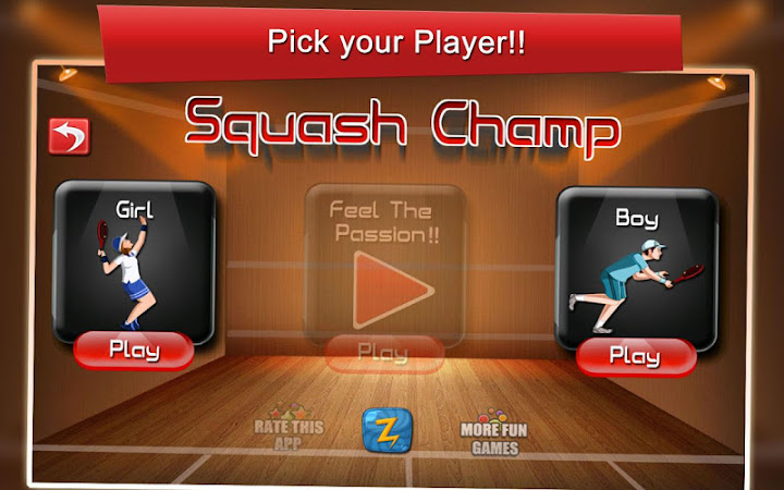 1d858812741f ... Squash Champ  Sports Challenge Android App Screenshot ...