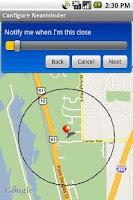 Screenshot of FlingTap Done - Minders