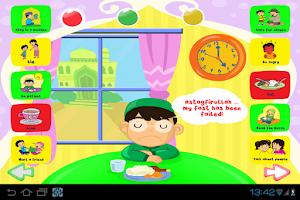 Screenshot of Learn to Fast