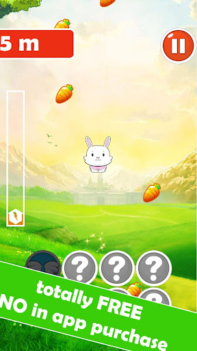 Bunny Jump Adventure Game
