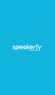 Speakerfy- screenshot thumbnail