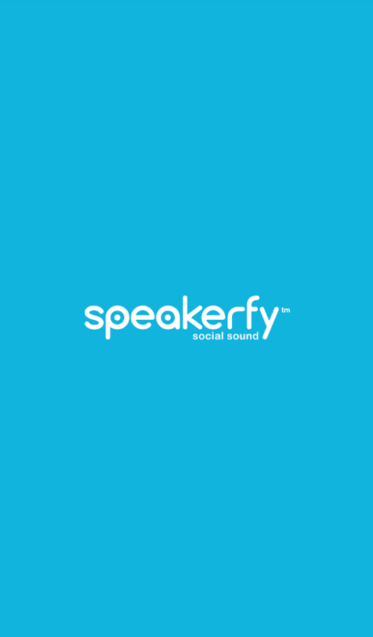 Speakerfy- screenshot