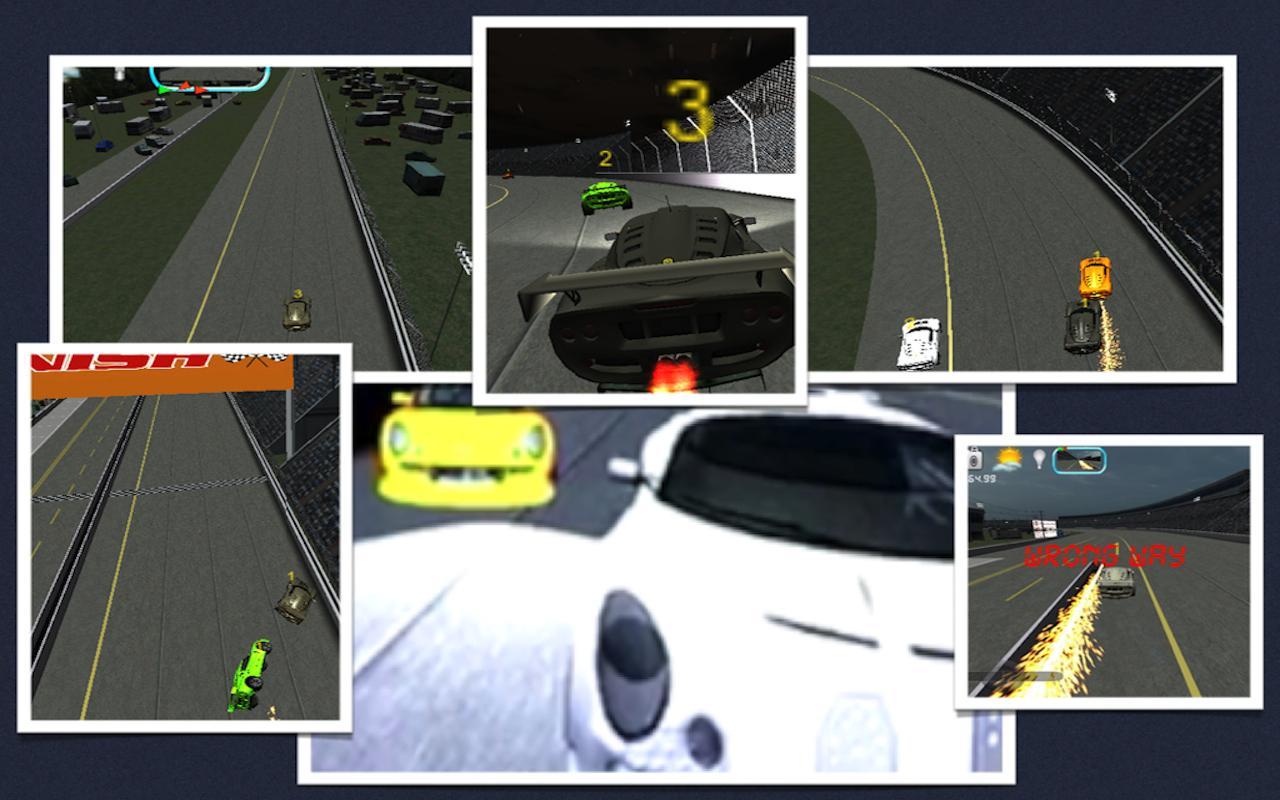 Race n Chase - 3D Car Racing- screenshot
