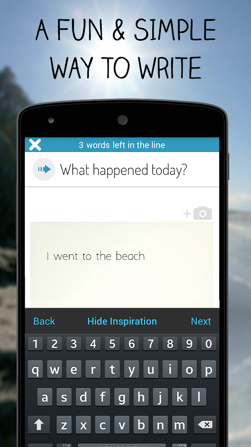 KU - creative social network - screenshot