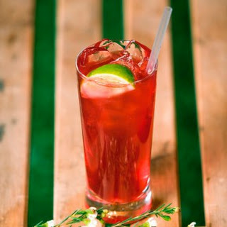 Beefeater Summer and Cranberry.