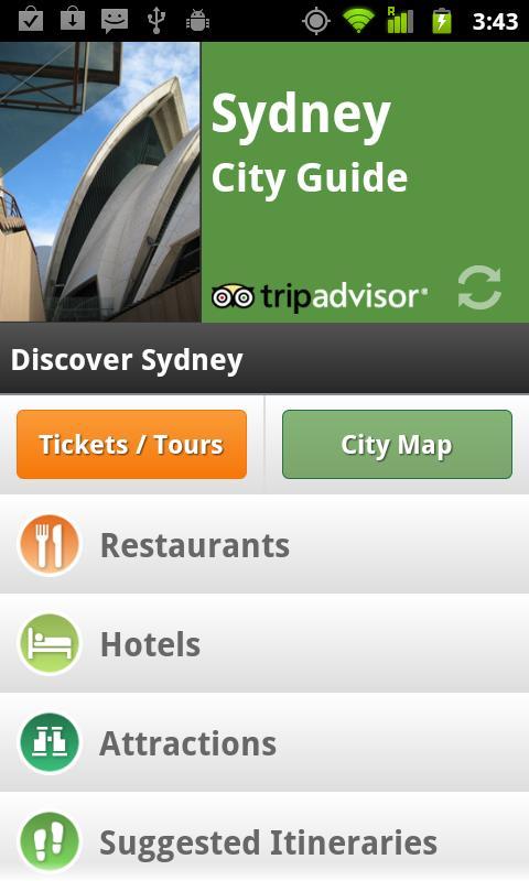 Sydney City Guide screenshot #1