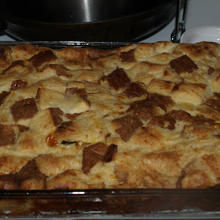Breakfast French Toast Bread Pudding.