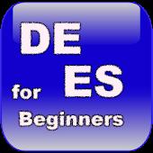 Vocabulary Trainer (DE/ES) Beg