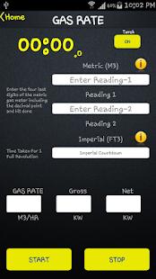 Gas Checker - screenshot thumbnail