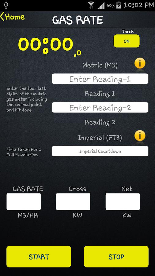 Gas Checker - screenshot