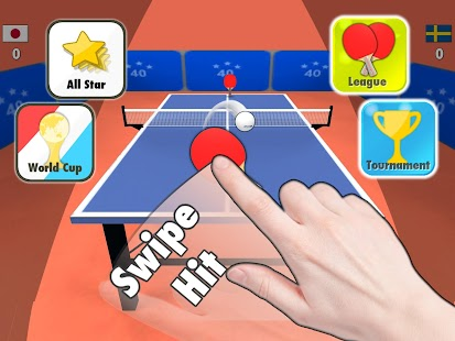 Table Tennis 3D - screenshot thumbnail
