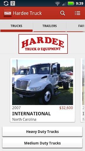 Hardee Truck Equipment