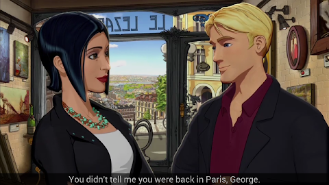 Broken Sword 5: Episode 1 Screenshot 1