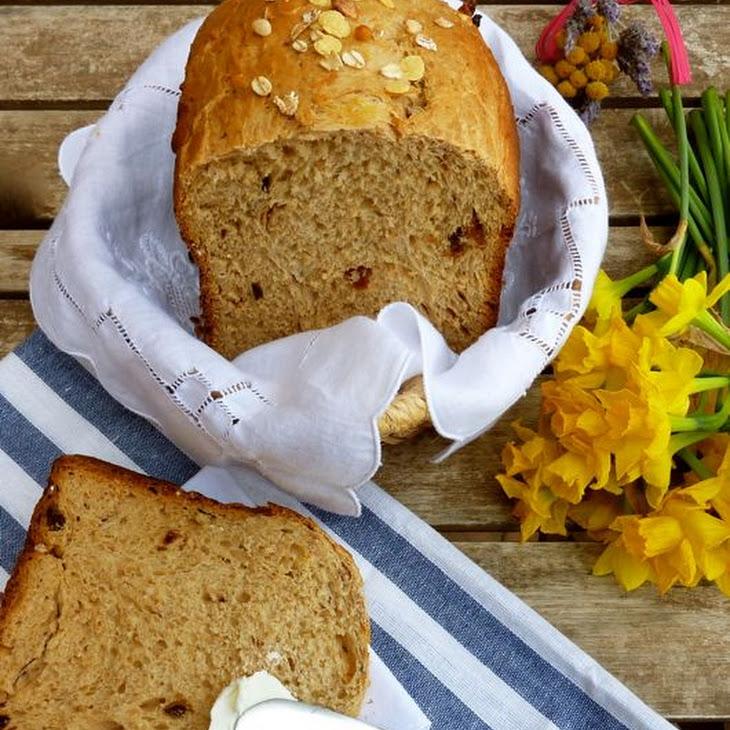 Muesli Bread Recipe
