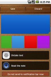 Pinched Notes HD Screenshot 3