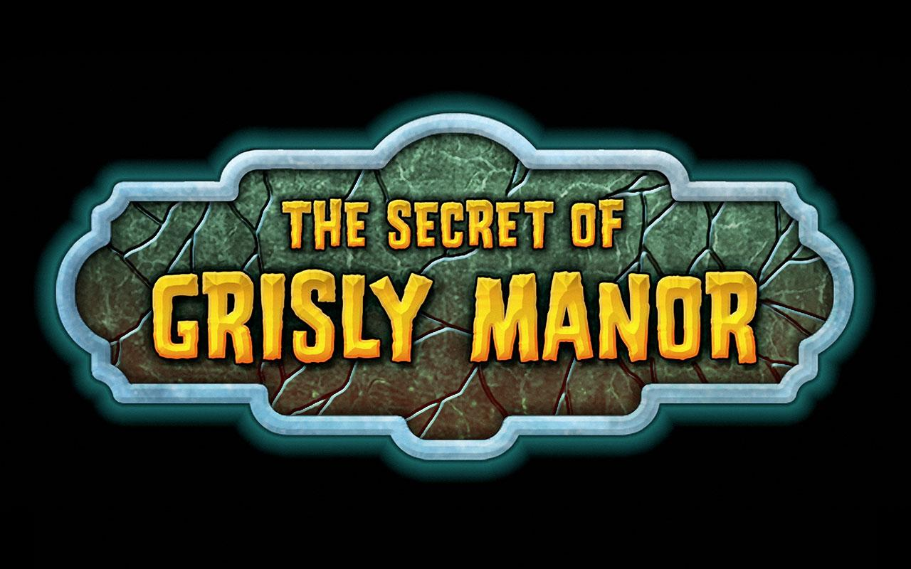 The Secret of Grisly Manor- screenshot