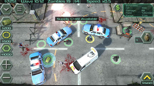 Zombie Defense 12.2 Screenshots 3