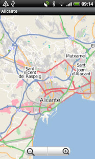 Alicante Street Map Apps on Google Play