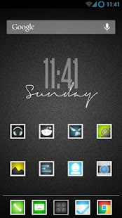 Prime Squared Icon Pack - screenshot thumbnail