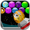 Bubble Planets - Blitz balls icon