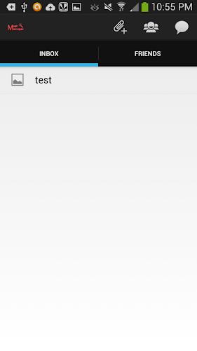 MagicMessages! Android App Screenshot