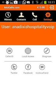 IntoCalls.com - Cheap Voip! - screenshot thumbnail