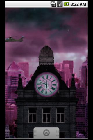 Apocalypse City Live Wallpaper - screenshot