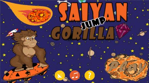 Saiyan Gorilla Jump