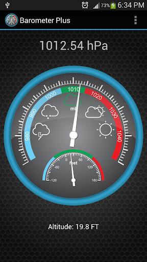 Barometer Plus