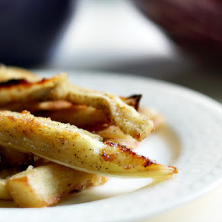 Gluten Free Eggplant Fries