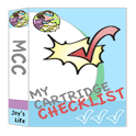 My Cartridge Checklist icon