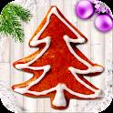 Weihnachts-Plätzchen & Kuchen icon