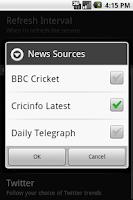 Screenshot of Sports Eye Cricket - Lite