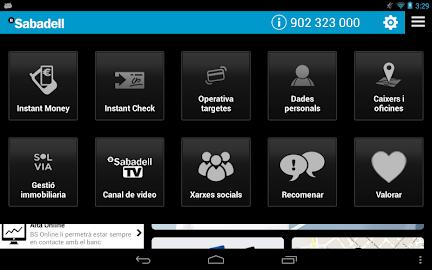 BancSabadell Screenshot 24