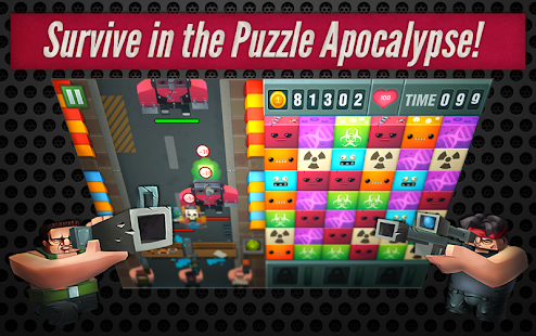 Zombie Puzzle Invasion - screenshot thumbnail