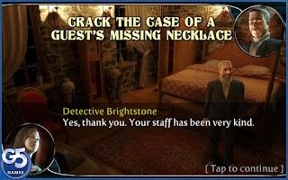 Screenshot of Brightstone Mysteries