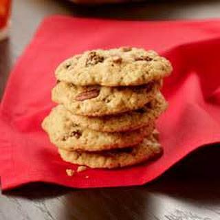Peanut Butter Honey 'n Oatmeal Cookies.
