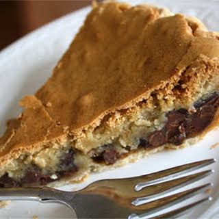 Chocolate Chip Cookie Pie Without Crust Recipes.