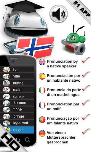 ノルウェー語の動詞を学ぶ