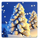 Snow Live Wallpaper Premium logo