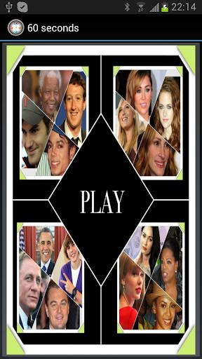 Celebrity Trivia Quiz Game