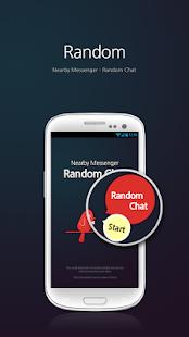 Nearby Messenger (Random Chat) - screenshot thumbnail