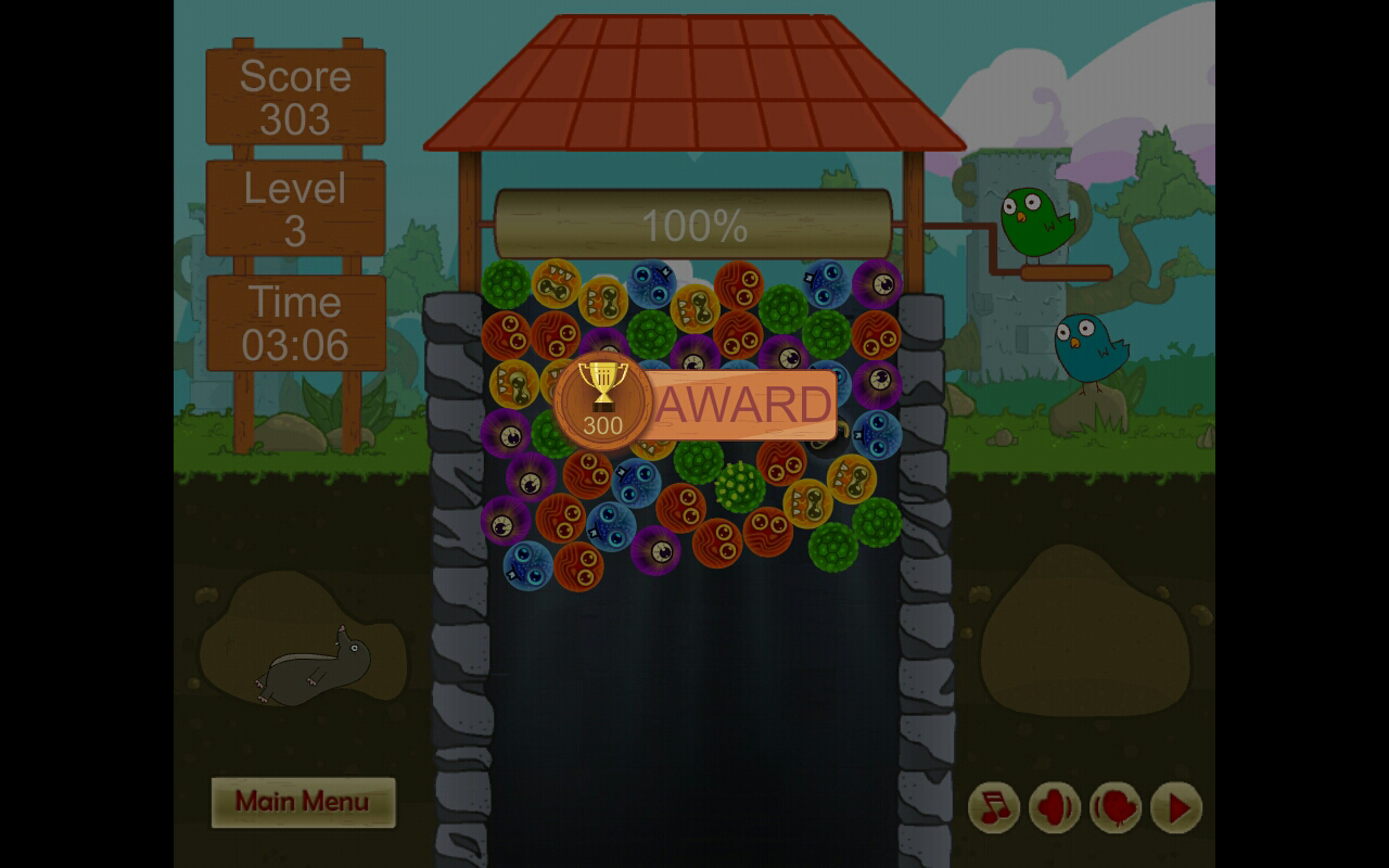 Magic Viruses - screenshot