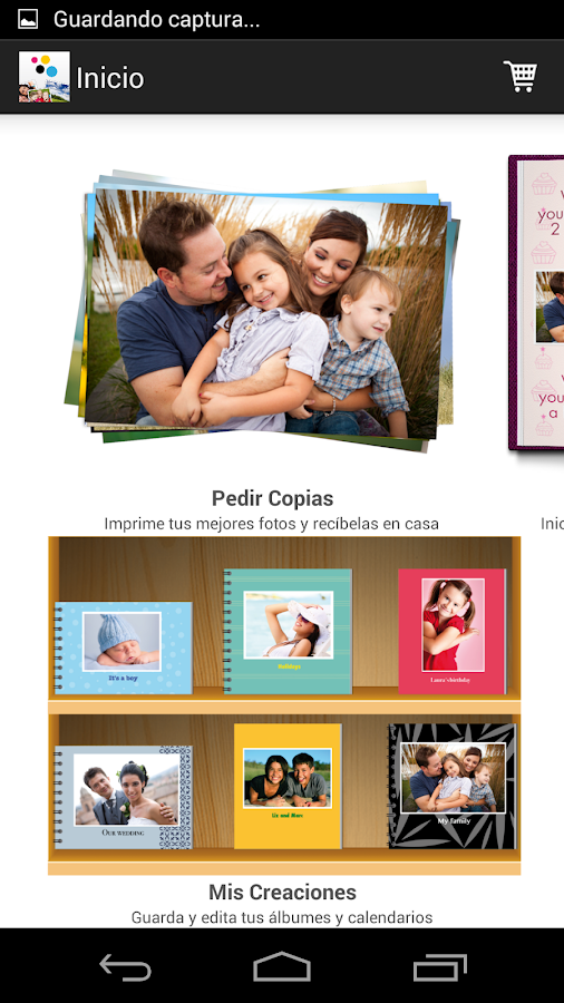 NicePrints: Print Photobook- screenshot