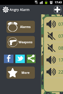 Angry Alarm Lite - screenshot thumbnail