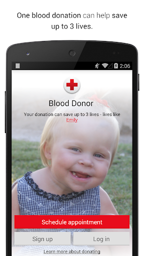 Blood Donor 1.7.3 screenshots 1