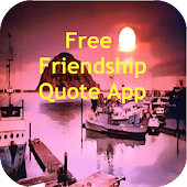 Friendship Greeting Free Quote