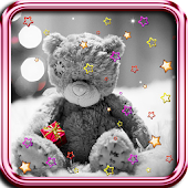 Teddy Bear Free live wallpaper